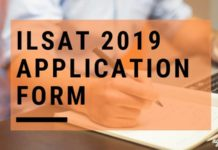ILSAT 2019 Application Form Aglasem