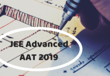 JEE Advanced AAT 2019