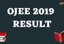 OJEE 2019 Result Aglasem