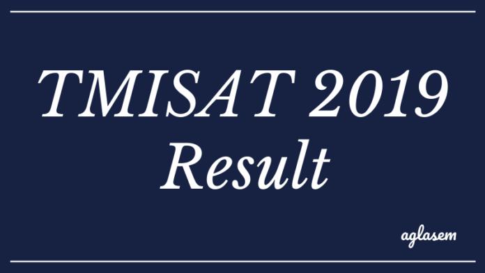 TMISAT 2019 Result