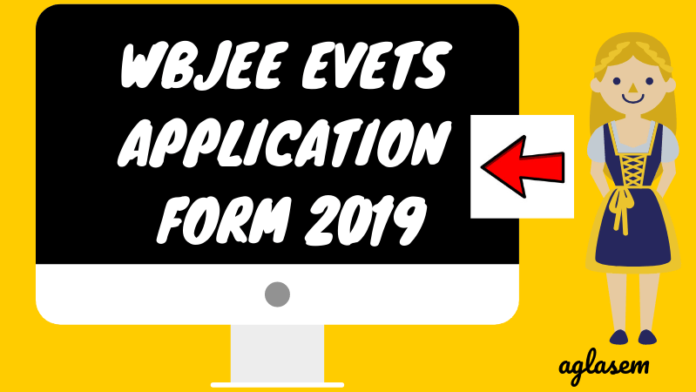WBJEE EVETS Application Form