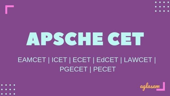 APSCHE CET Aglasem