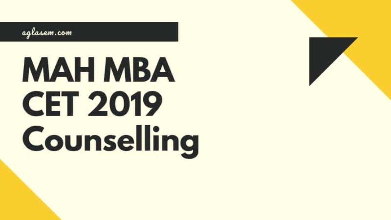 36c3909414c MAH MBA CET 2019 Counselling – DTE Maharashtra MBA Admission ...